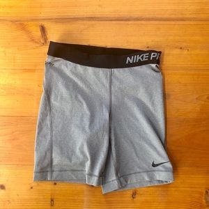 Nike Pro Spandex Shorts Small Lightweight Active